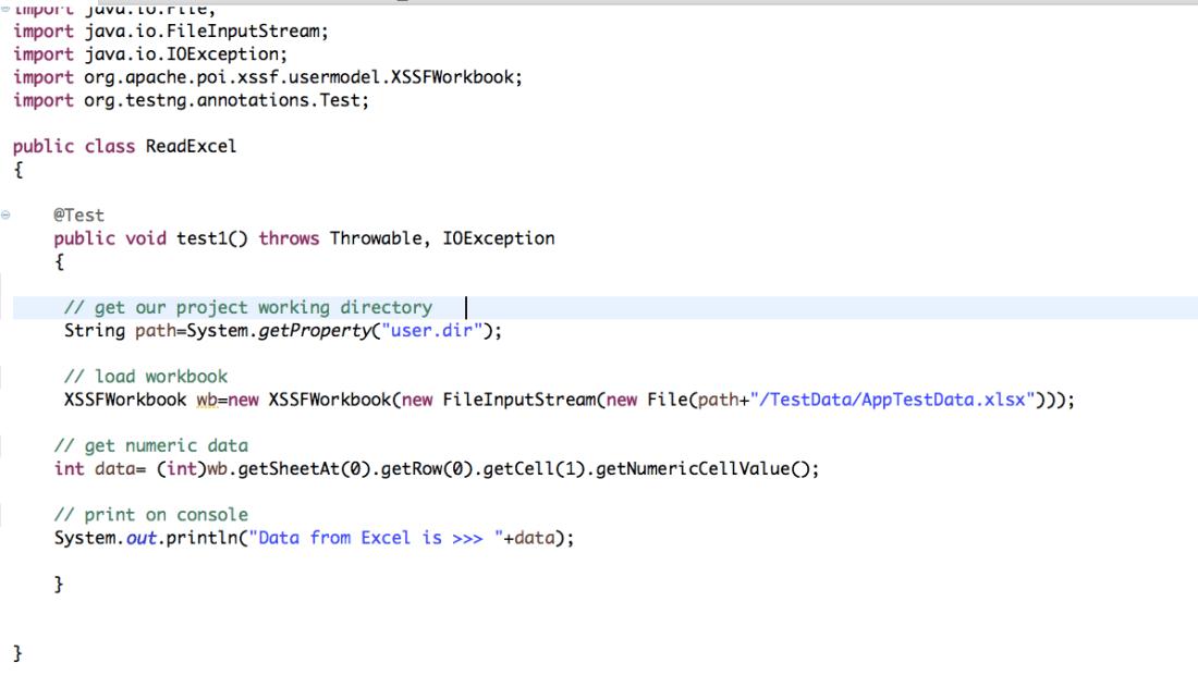 how to create automation framework using selenium webdriver