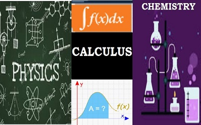 CALCULUS for Physics and Chemistry