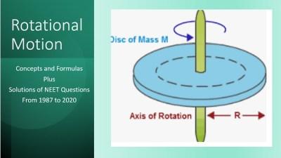Rotational Motion for NEET (in Assamese)
