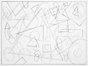 drawing shapes abstract simple line draw basic practice using squares paint learn easy circles getdrawings oval tweet