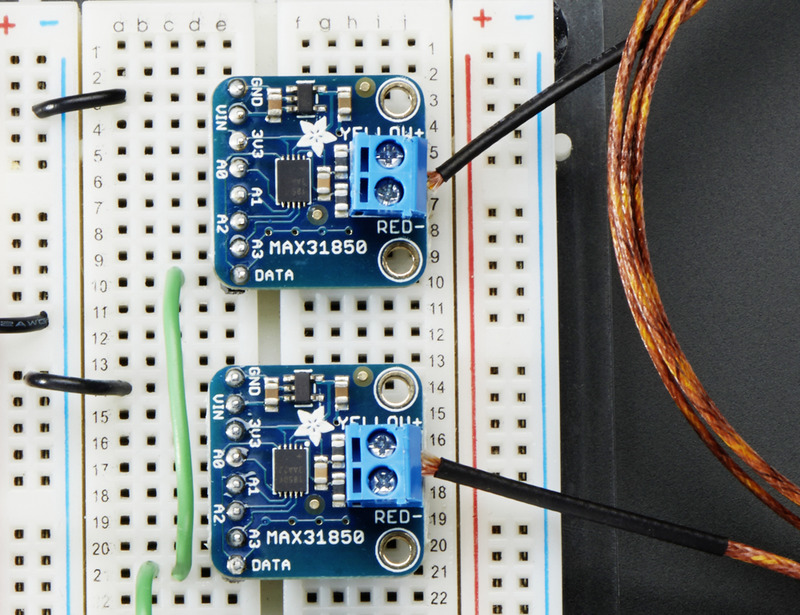 Type Thermocouple Measuringandtestcircuit Circuit Diagram