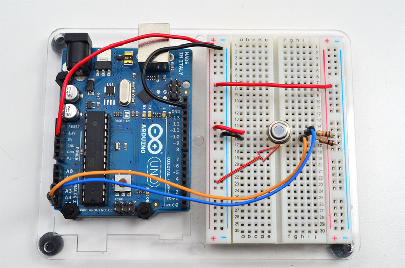Wiring and Test | Using Melexis MLX90614 NonContact