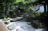 Japanese Gardens - Elements - Sand and Pebbles