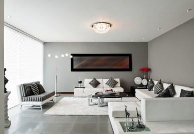 A Tile For Living Room
