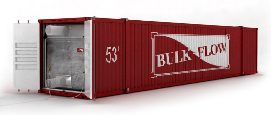53 rail containers