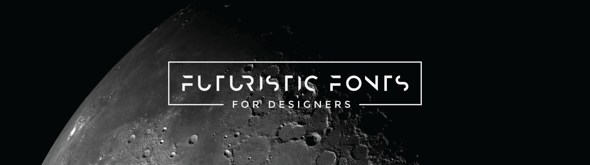 50 Free Futuristic Fonts To Help Make Your Designs Look