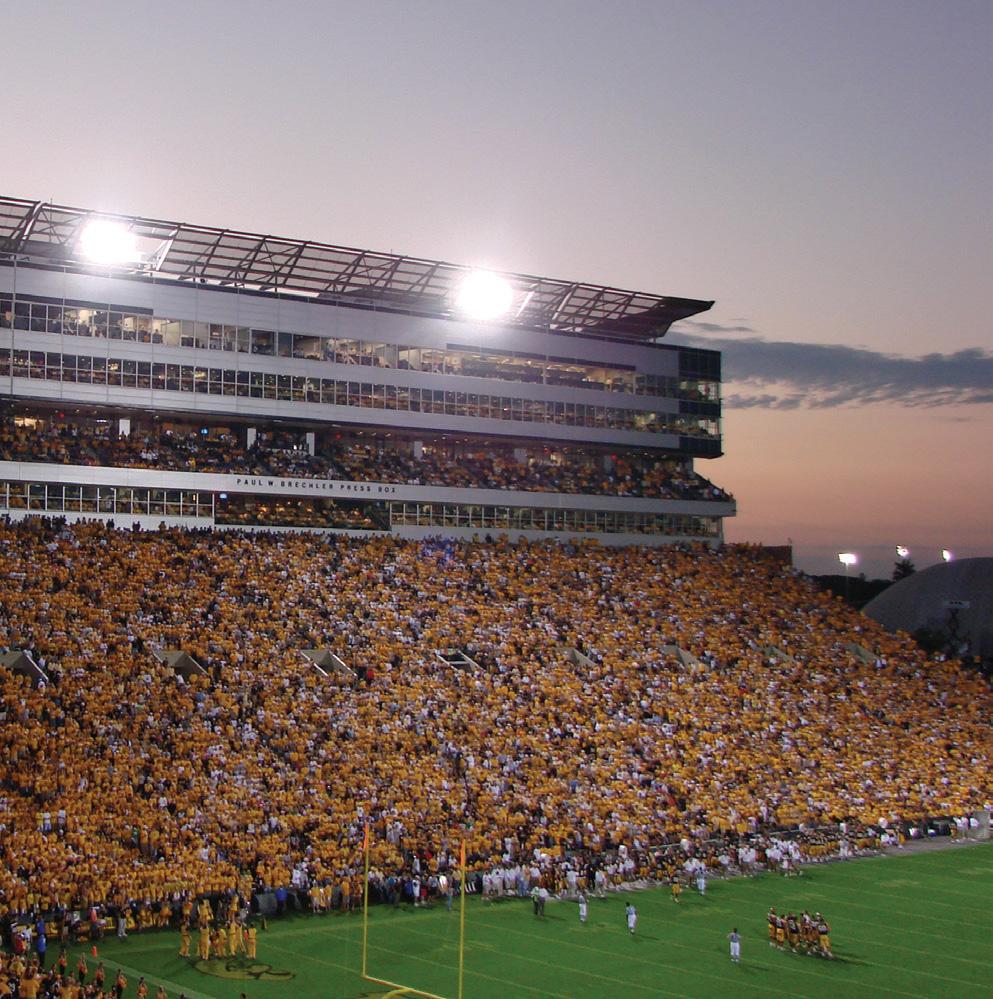Project Spotlight: Kinnick Stadium University of Iowa