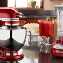 Red Kitchen Appliances Discounted Cabinets 12 To Help Brighten Up Your