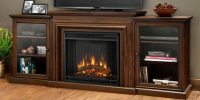 Electric Fireplaces vs. Gas Fireplaces :: Compact Appliance