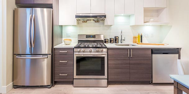 stainless steel kitchen tables and chairs 10 surprising ways to clean appliances