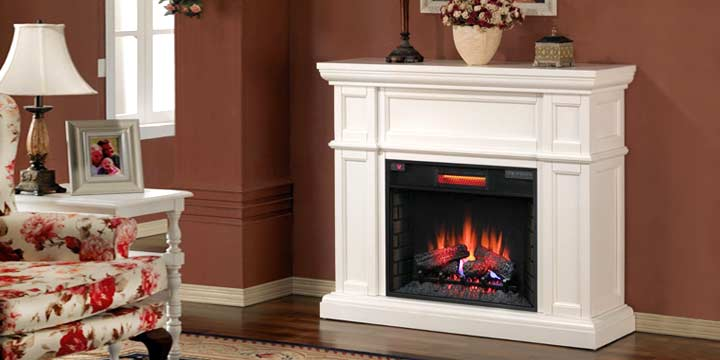 The Best Electric Fireplaces  CompactAppliancecom