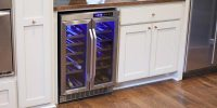 Built-In vs. Freestanding Wine Coolers :: CompactAppliance.com