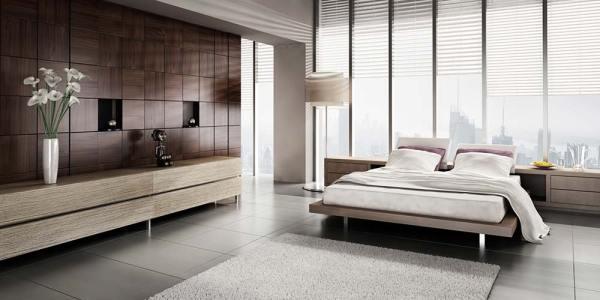 modern minimalist bedroom design 10 Tips for Creating a Minimalist Bedroom :: CompactAppliance.com