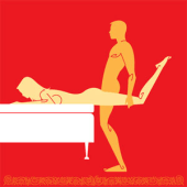 POSITION OF THE WEEK: The Bed Spread
