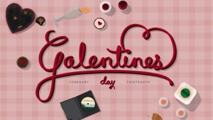 It's All about the Ladies on Galentine's Day