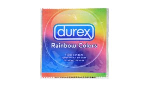 Condom Review: Durex Rainbow Colors