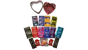 Condom Depot Sampler Review: Valentine's Box of Love