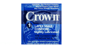 Condom Review: Crown Skinless Skin