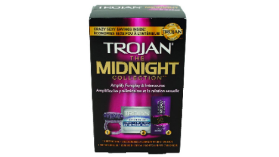 Mightnight Collection Condoms