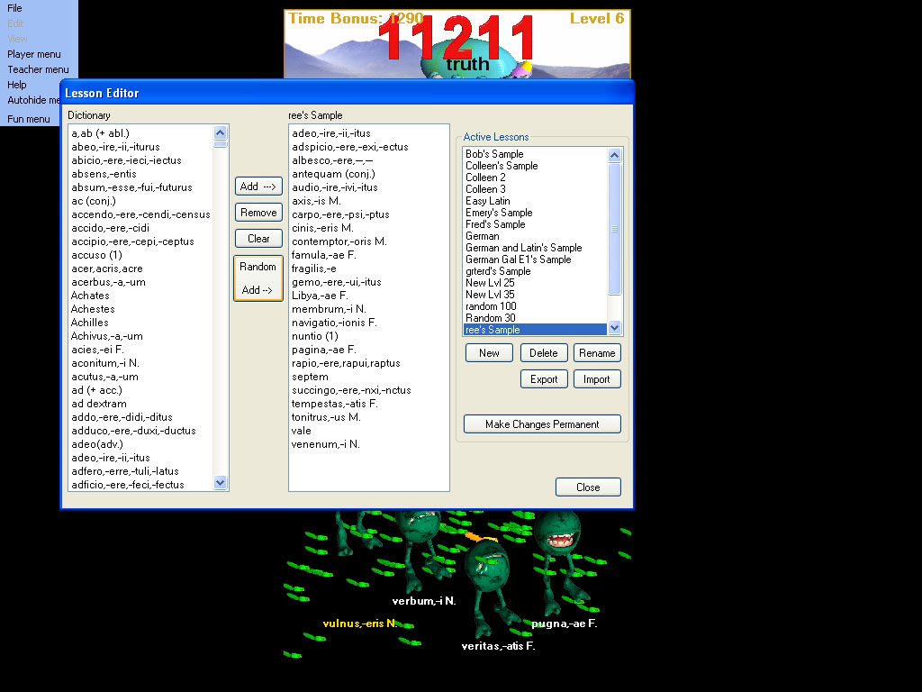 Learn French Language Vocabulary With Hungry Frog French Language Software To Teach French