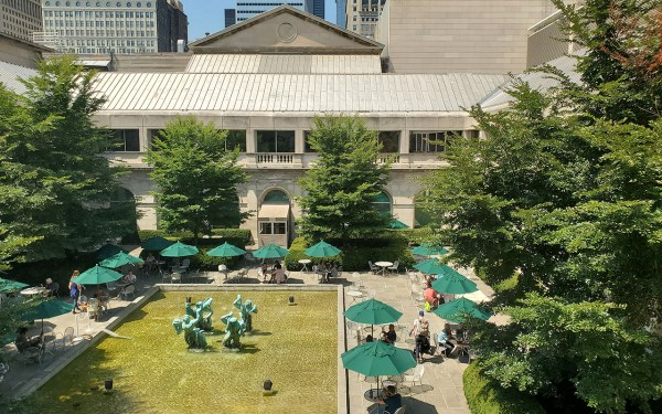 g2 best places to work remotely art institute courtyard