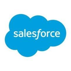 Salesforce sales analytics logo