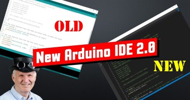 The All-New Arduino IDE 2.0: Introduction and Test