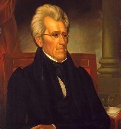 A Presidential Portrait: Andrew Jackson – NCMALearn [ 1024 x 842 Pixel ]