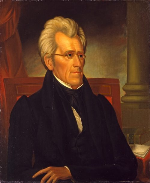 small resolution of A Presidential Portrait: Andrew Jackson – NCMALearn