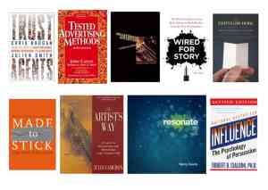 25 storytelling books