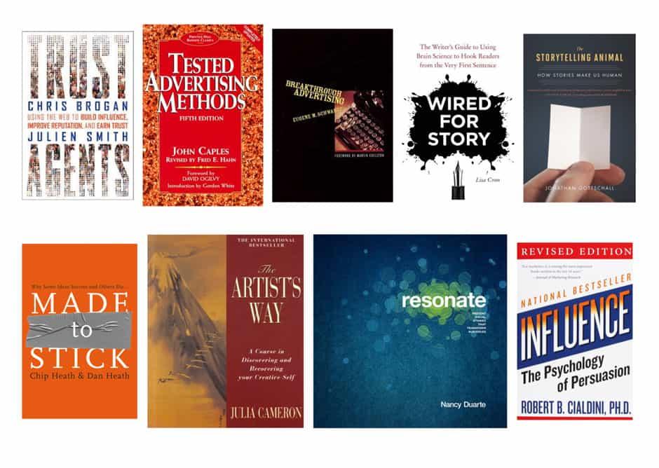 25 storytelling books