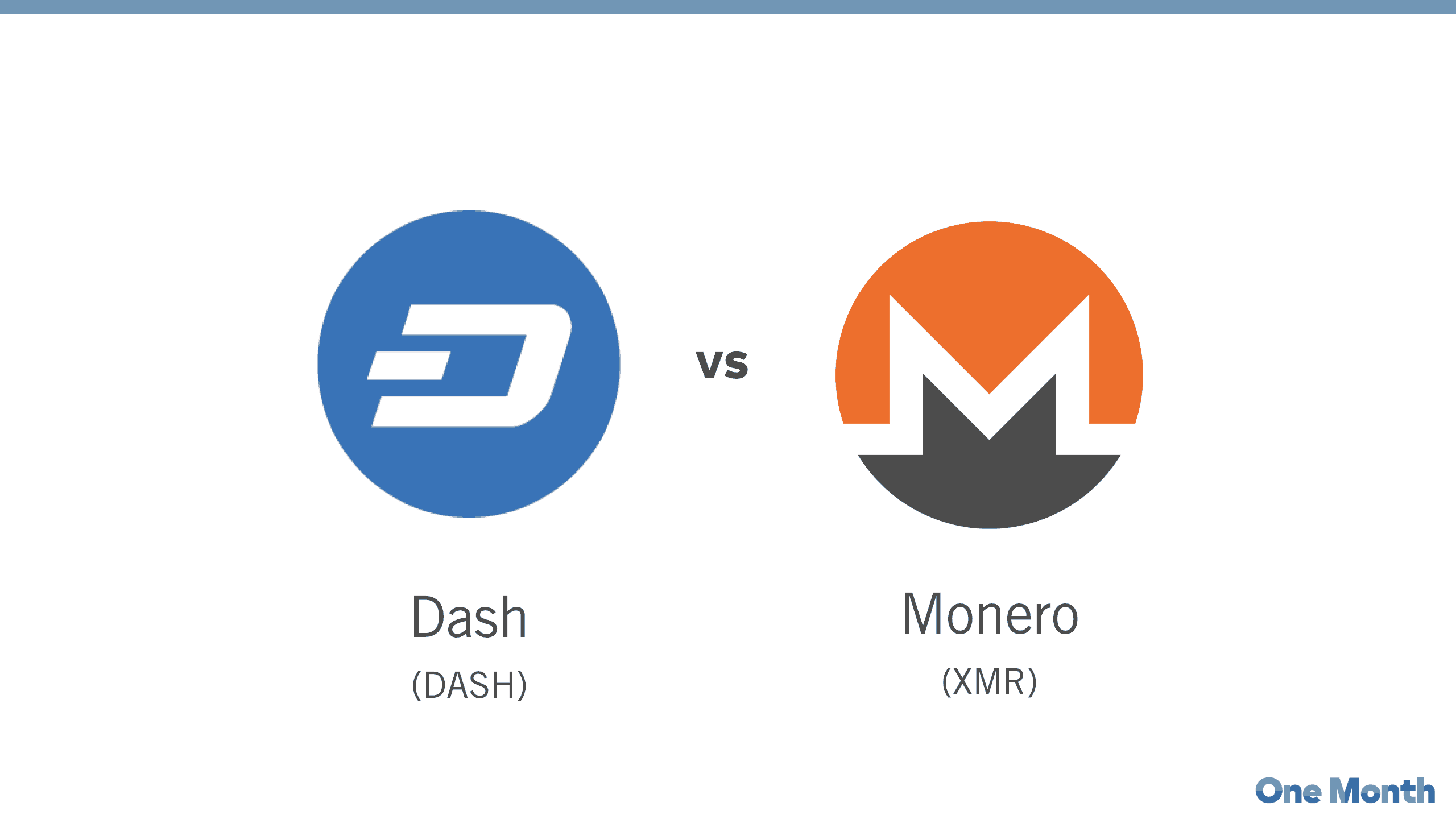 Dash vs. Monero | What's the difference?