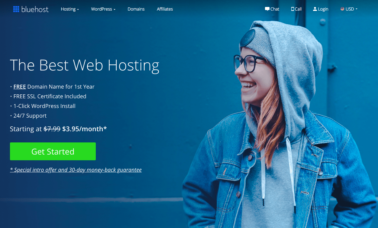choosing a web host