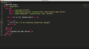 learn javascript part 2