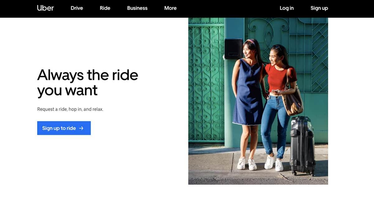 Uber uses Python