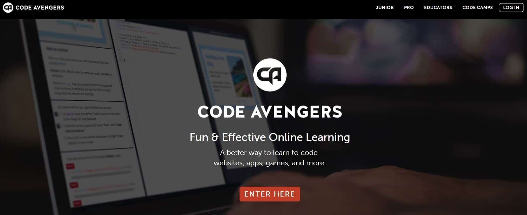 Learn to Code with Code Avengers