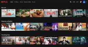 Netflix est construite à l'aide de Python