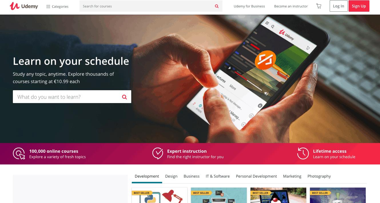 Best online platforms for learning - Udemy | LankaTalks