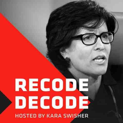 Re/code Decode podcast