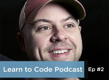Chris Coyier Interview Learn to Code Podcast