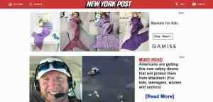 NY Post uses WordPress