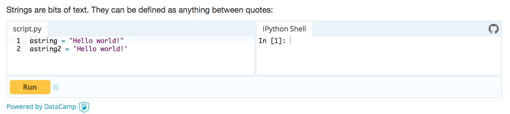 Sample Python Code