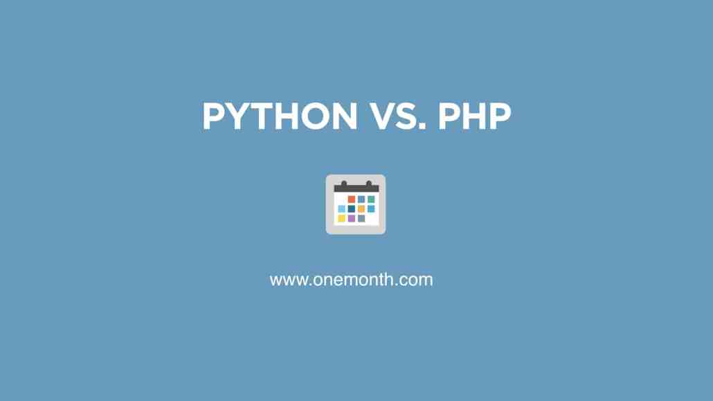 Python vs  PHP: What's the Difference? - Learn to code in 30