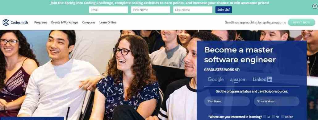 Las mejores 7 clases de programación en Los Ángeles en 2019