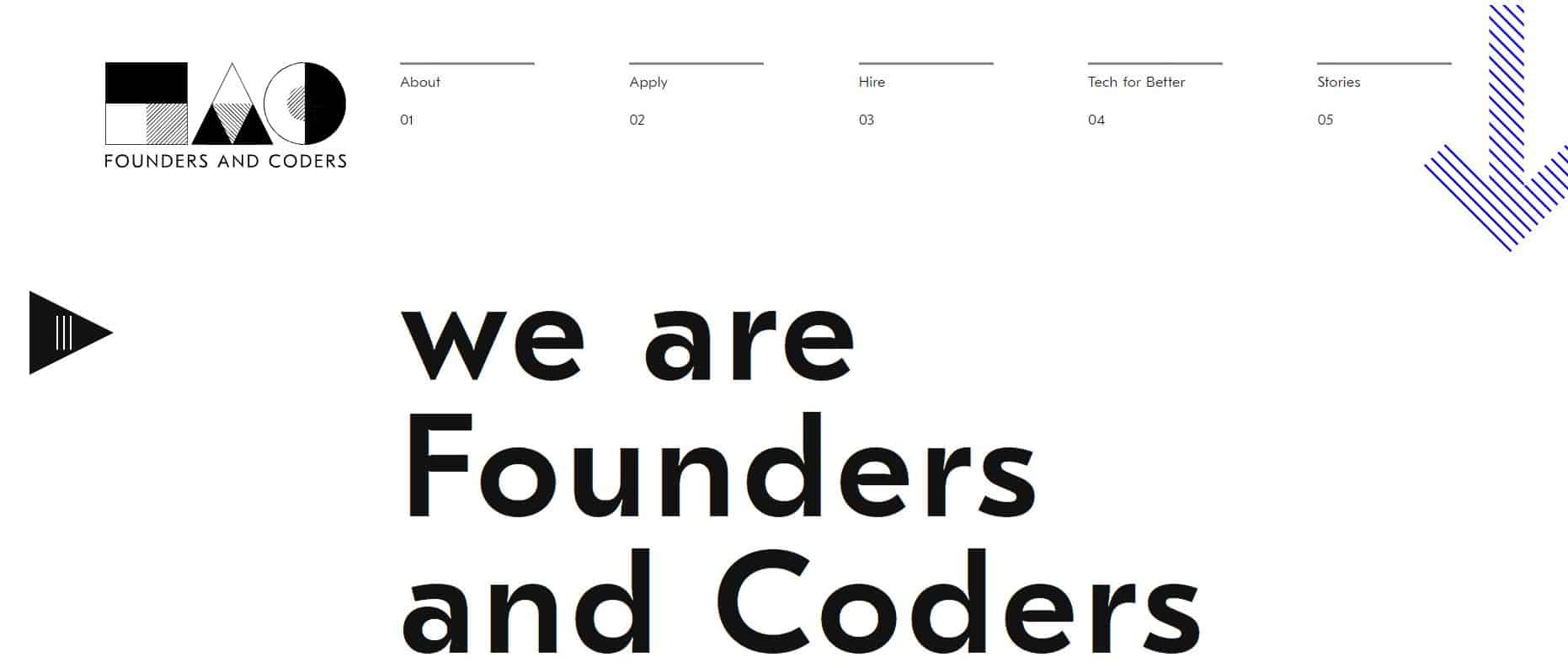 Founders and Coders