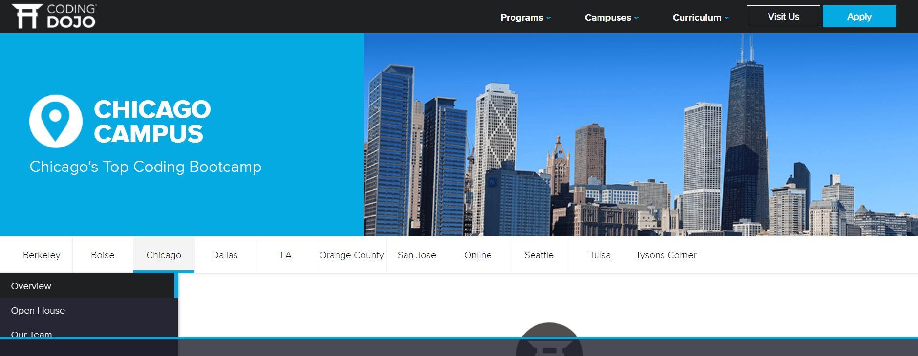 Coding Dojo Chicago