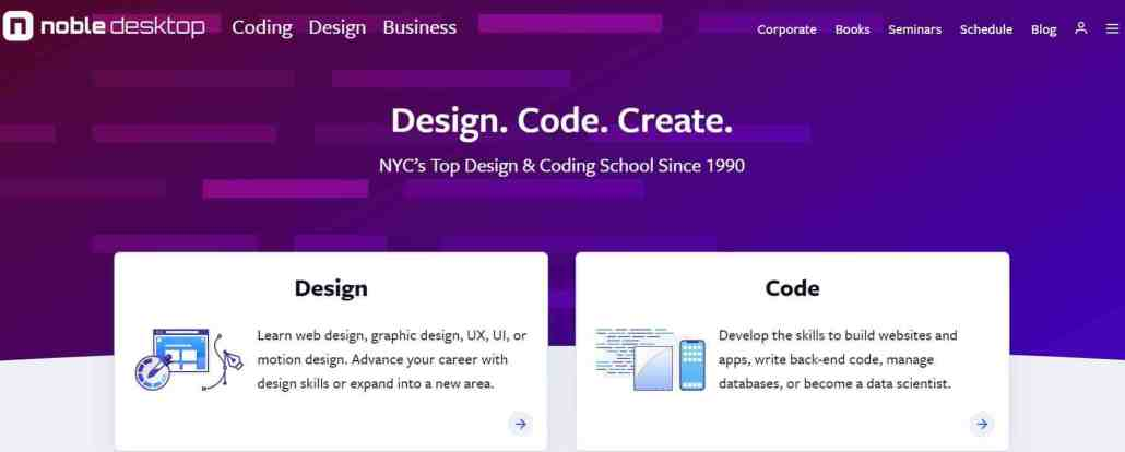2019年纽约最佳编码课程前9名