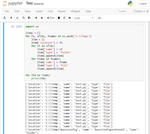 Jupyter Notebook: A Beginner's Tutorial