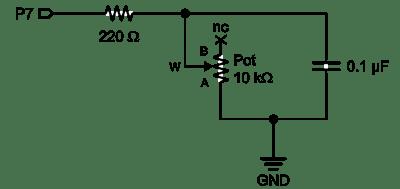 Potentiometer Schematic Wiring : 30 Wiring Diagram Images