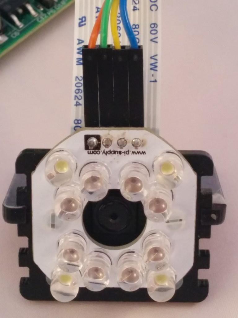 Bright Pi with Pimoroni Camera Mount